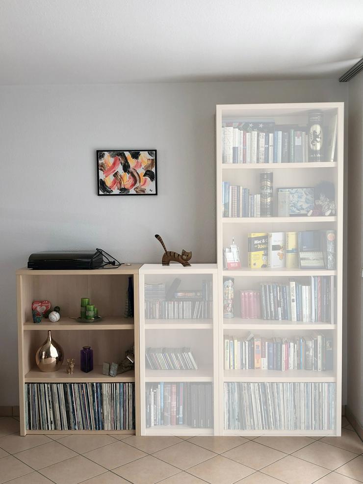 Wohnzimmer-Regal (Breite 80 cm)