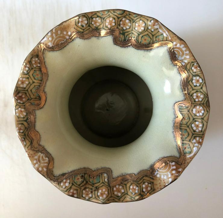 Chinesische SATSUMA Vase