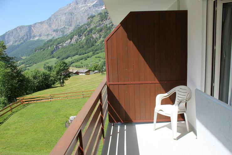 Bild 6:  APOLLO, helle Studiowohnung, grosser Balkon Süd-Ost, wunderschöne Aussicht