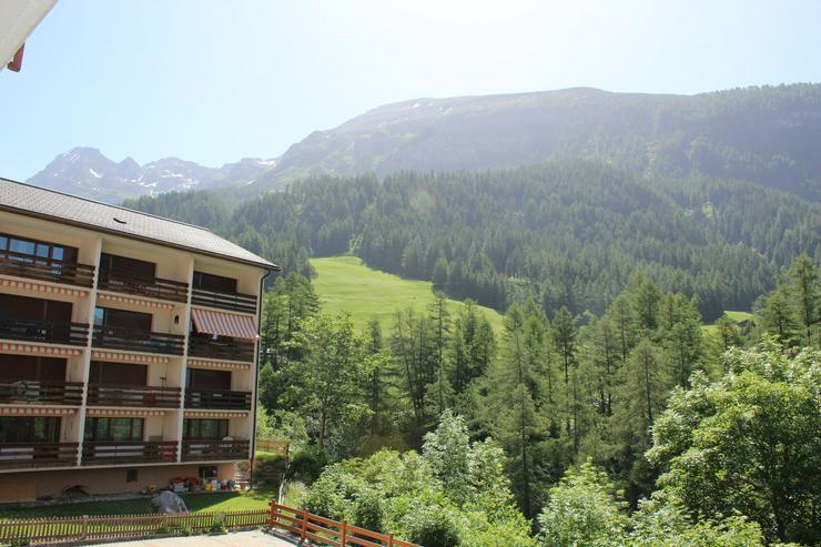 Bild 2:  APOLLO, helle Studiowohnung, grosser Balkon Süd-Ost, wunderschöne Aussicht