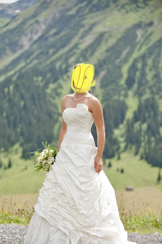 Tolles Brautkleid Elizabeth Mode de Pol