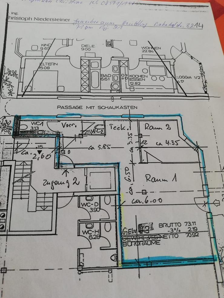 Bild 2: Gewerbe oder Büroraum