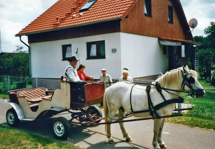 3 Zimmer Ferienwohnung in Granzin-Kratzeburg im Müritz-Nationalpark, an der Havel, zu vermieten