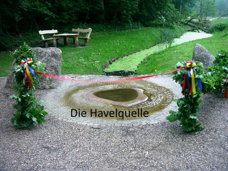 Bild 9: 3 Zimmer Ferienwohnung in Granzin-Kratzeburg im Müritz-Nationalpark, an der Havel, zu vermieten
