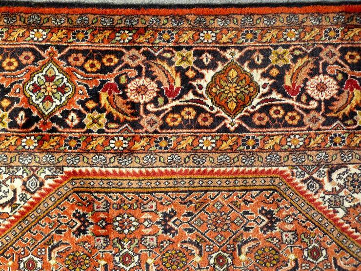 Bild 2: Orientteppich Bidjar alt TOP 306x245 (T058)