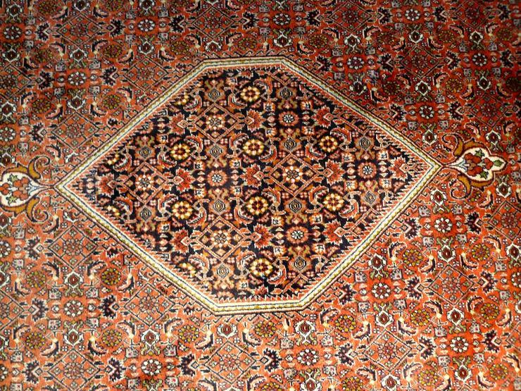 Bild 3: Orientteppich Bidjar alt TOP 306x245 (T058)