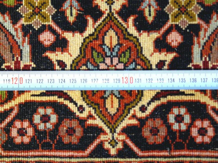 Bild 5: Orientteppich Bidjar alt TOP 306x245 (T058)