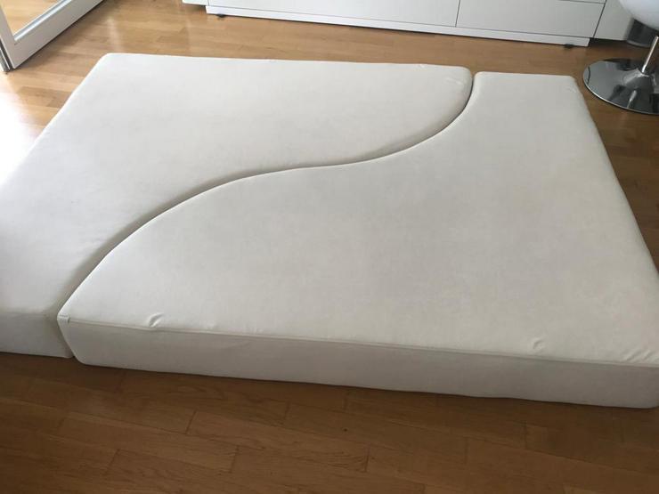 Bild 3: Sofa mit Schlaffunktion, perfekt für das Gästezimmer