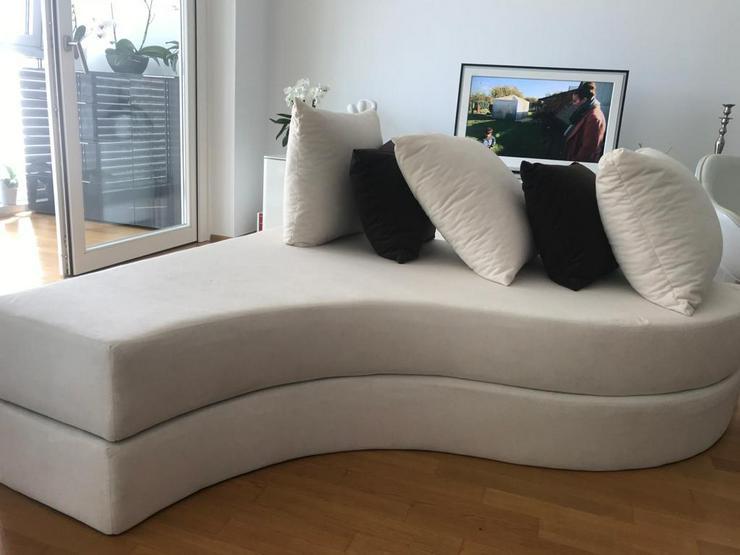 Bild 2: Sofa mit Schlaffunktion, perfekt für das Gästezimmer