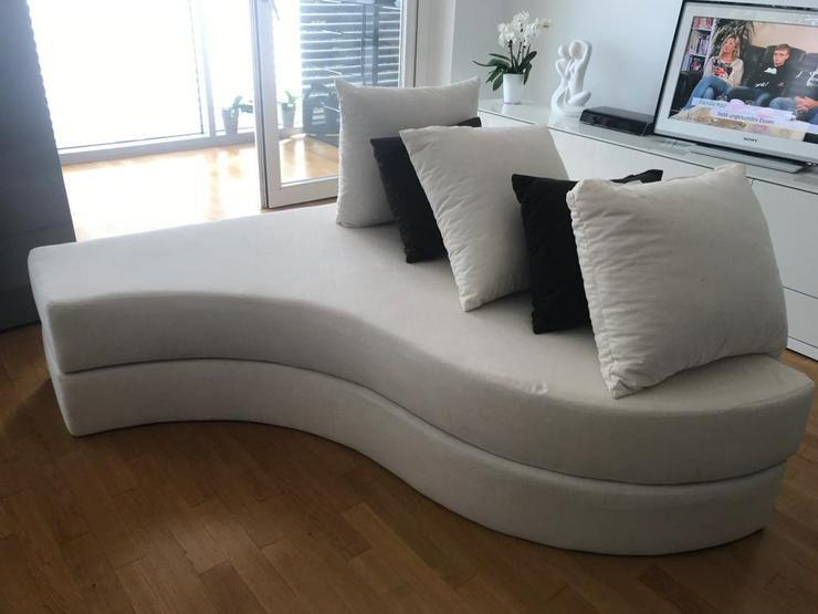Sofa mit Schlaffunktion, perfekt für das Gästezimmer  - Sofas & Sitzmöbel - Bild 1
