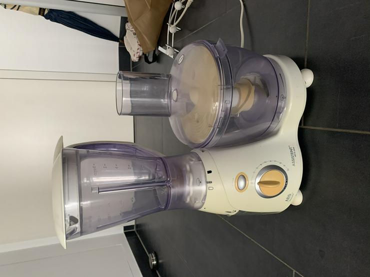 AEG Küchenmaschine incl. Mixer - Mixer & Küchenmaschinen - Bild 1