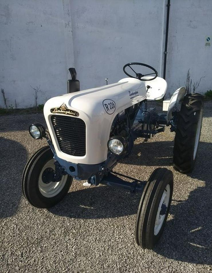 Lamborghini - R 226/1R Classic Tractor - Traktoren & Schlepper - Bild 1