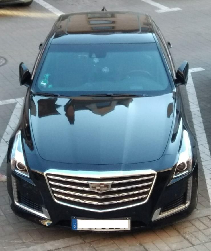Bild 3:  Cadillac CTS 2.0T AWD AT8 Premium Digital Tacho mit Garantie