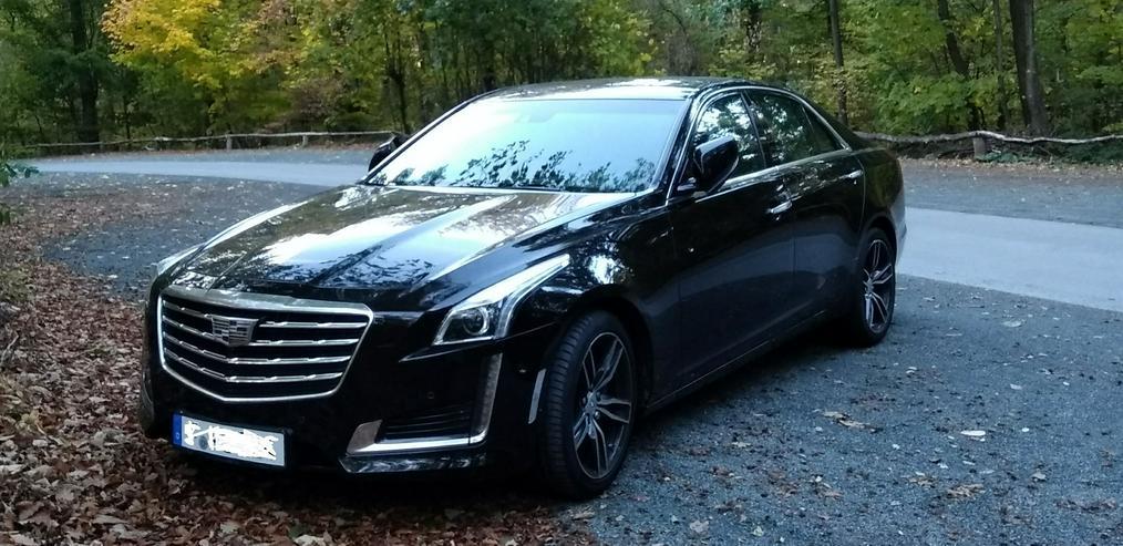 Bild 5:  Cadillac CTS 2.0T AWD AT8 Premium Digital Tacho mit Garantie
