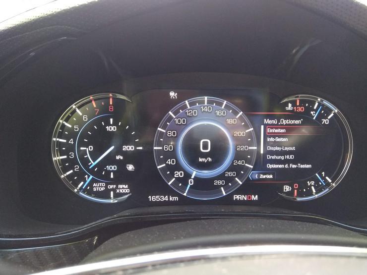 Bild 6:  Cadillac CTS 2.0T AWD AT8 Premium Digital Tacho mit Garantie