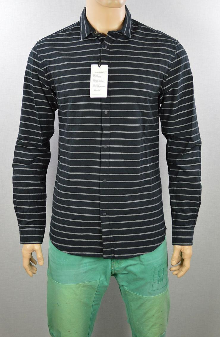 Jack & Jones Minnesota Shirt Hemd Gr.L Hemden Shirts 3-1189 - W41-W42 / 52-54 / L - Bild 1
