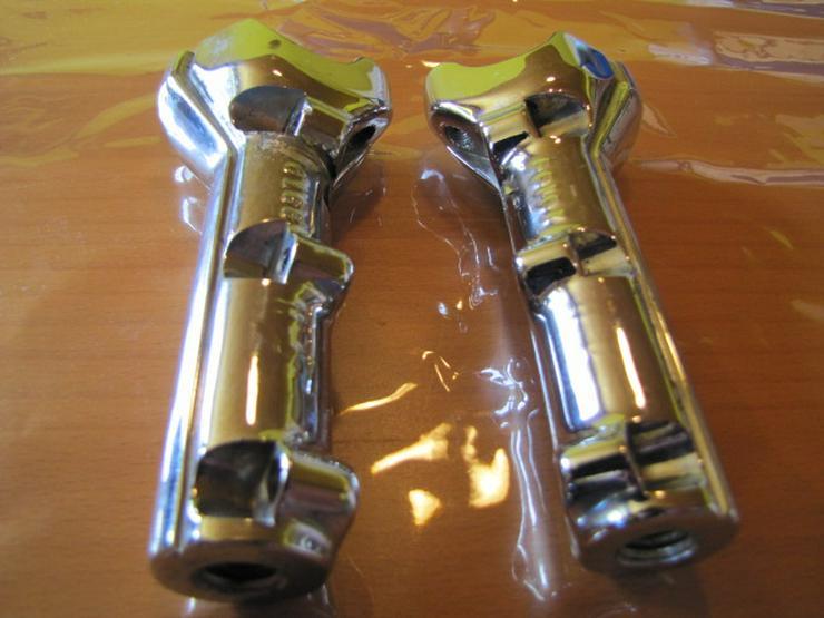 Harley-Davidson 1-Zoll Lenker Riser 13,5cm OEM 56167 + 56168