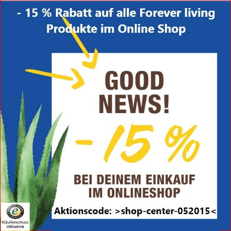 Forever living Aloe Vera Produkte