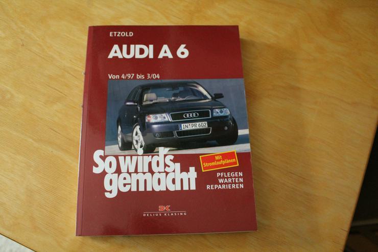 Audi A6 Handbuch von 4/97 bis 3/04 - Weitere - Bild 1