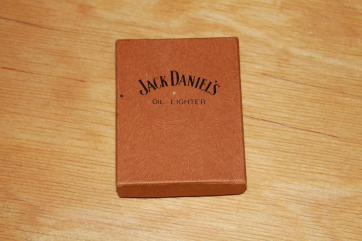 Jack Daniels Feuerzeug - Feuerzeuge & Streichhölzer - Bild 1