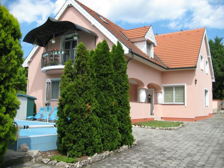 Apartment – Ferienwohnung - Unterkunft zu vermieten am Balaton, Ungarn - Wohnung mieten - Bild 1