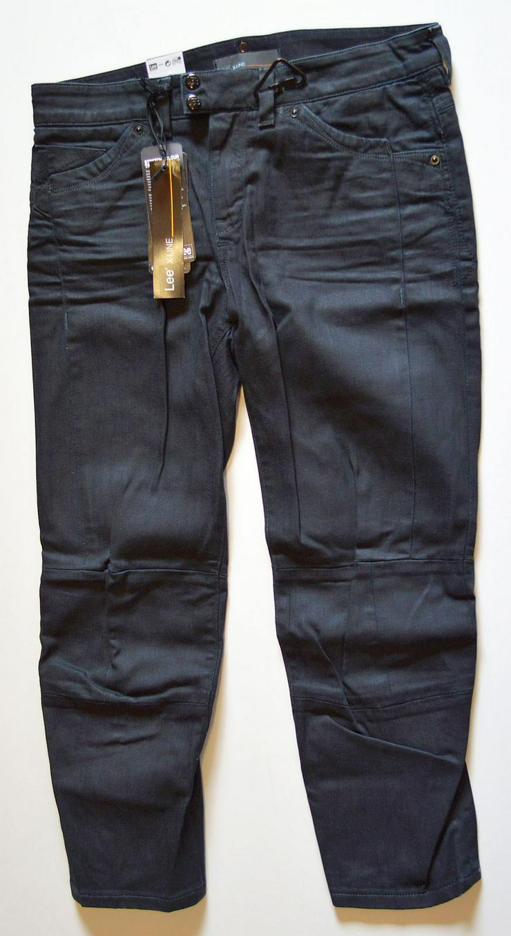 Lee X Reno Damen X-Line 7/8 Jeans Hose W29 13041502