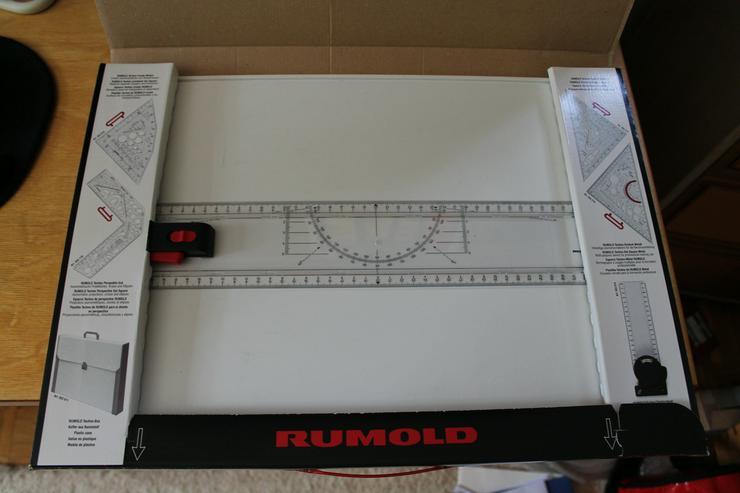 Bild 3: Zeichenplatte Rumold Techno A3 / Rumold 352110 System Marabu