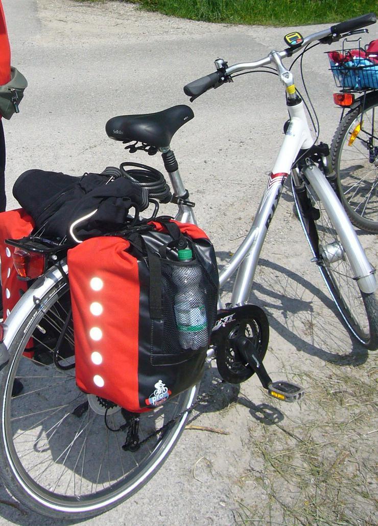 Bild 2: 2 Trekking-Räder