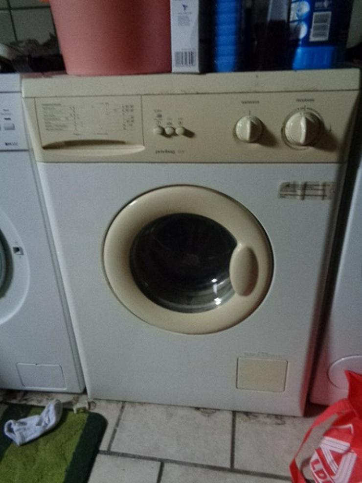 PRIVILEG 3220 Waschmaschine Funktioniert