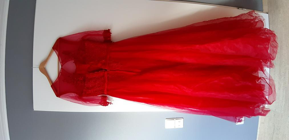Bild 3: Elegantes Abendkleid - Abiballkleid - Brautjungfernkleid