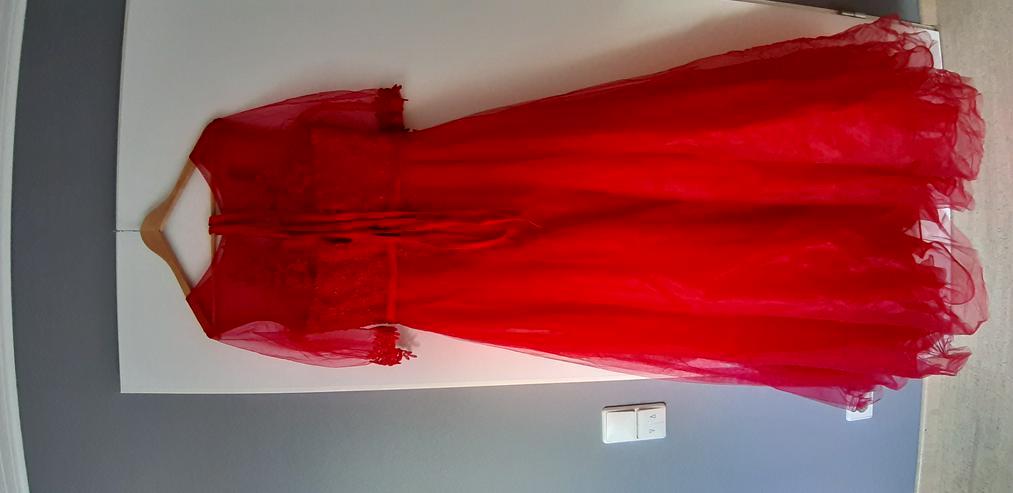 Bild 5: Elegantes Abendkleid - Abiballkleid - Brautjungfernkleid