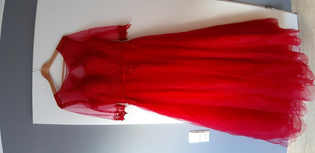 Elegantes Abendkleid - Abiballkleid - Brautjungfernkleid  - Größen 40-42 / M - Bild 1