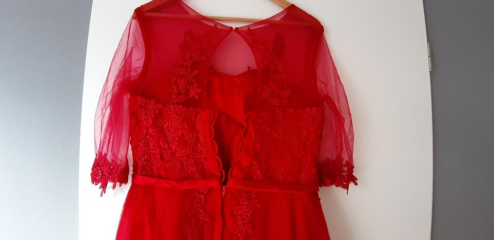 Bild 4: Elegantes Abendkleid - Abiballkleid - Brautjungfernkleid