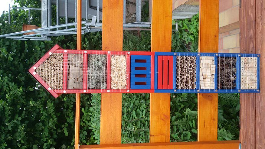 Insektenhotel Hoch - Weitere - Bild 1