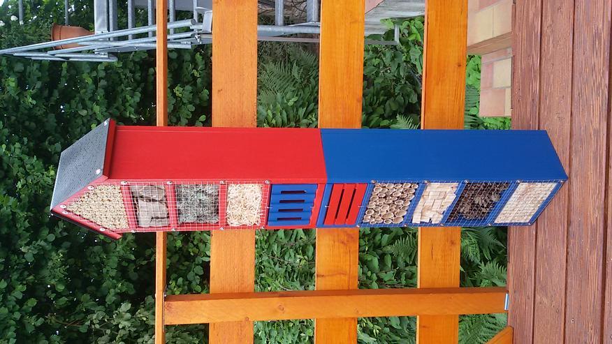Bild 2: Insektenhotel Hoch