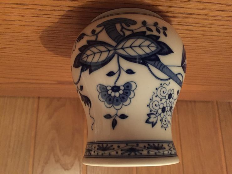 Hutschenreuther - Vase mit Henkel - Zwiebelmuster (nach 1969)