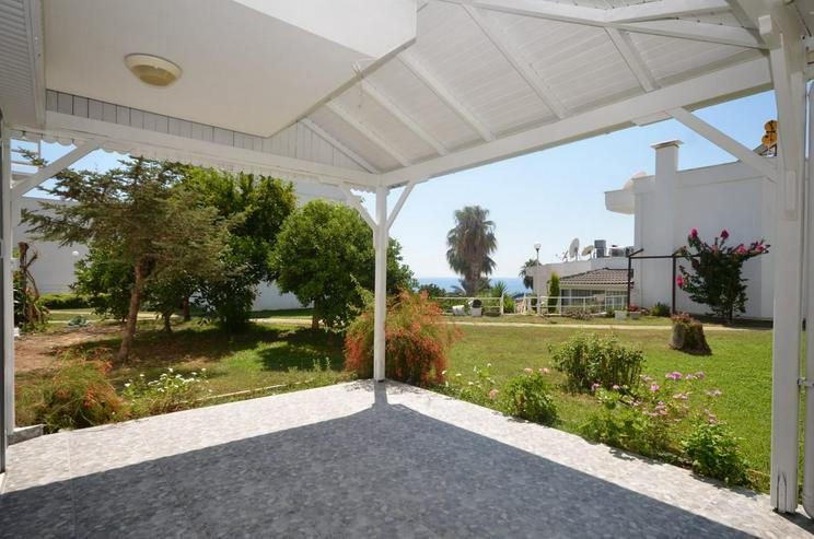 Bild 3: 3 Zimmer Ferienhaus in Alanya, mit Meerblick, 370