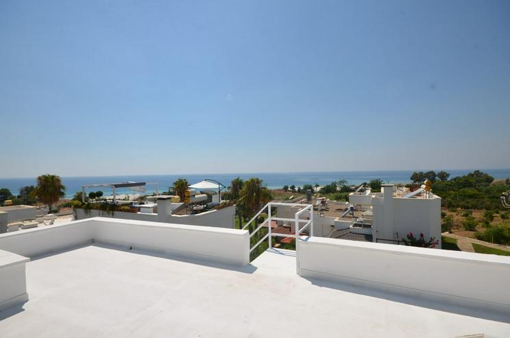 3 Zimmer Ferienhaus in Alanya, mit Meerblick, 370 - Ferienhaus Türkei - Bild 1
