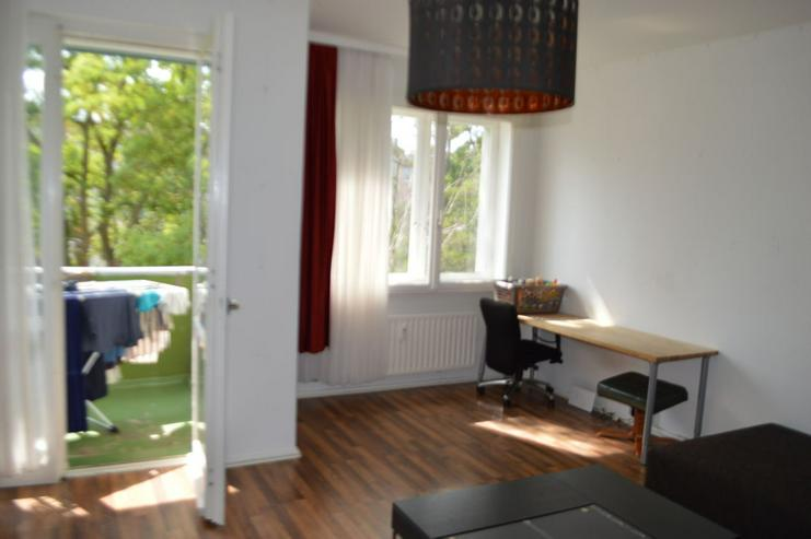 Möblierte 2 Zim. Wohnung, 50 m2, Berlin-Wedding, 2-6 Monate, ab 01.11., inkl. Strom und Internet