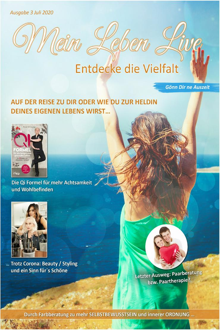 Neue Ausgabe - Mein Leben Live - GRATIS lesen!