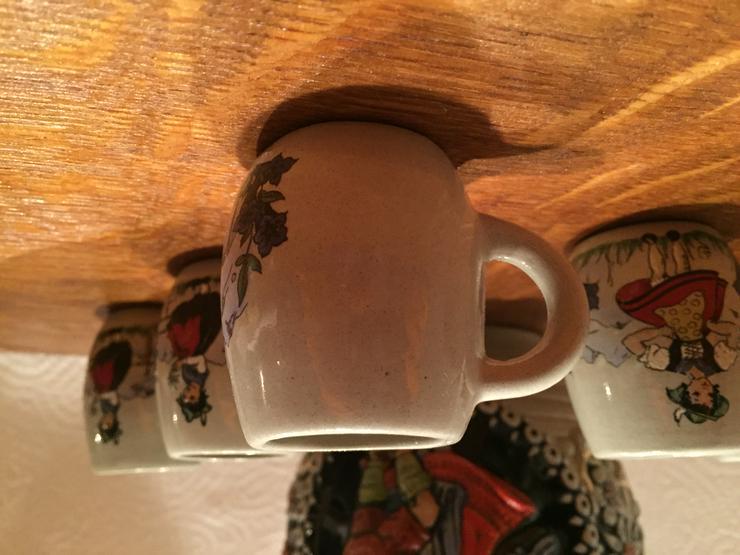Bild 4: Marzi & Remy - Keramikkrug mit 5 Bechern