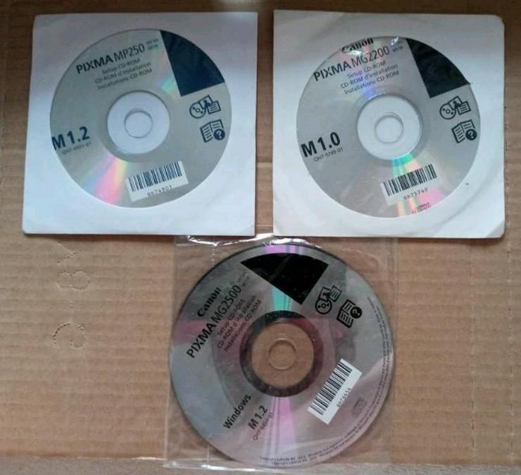 Setup CD-ROM - Multifunktionsgeräte - Bild 1