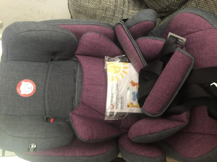 Bild 3: Auto Kindersitz NEU