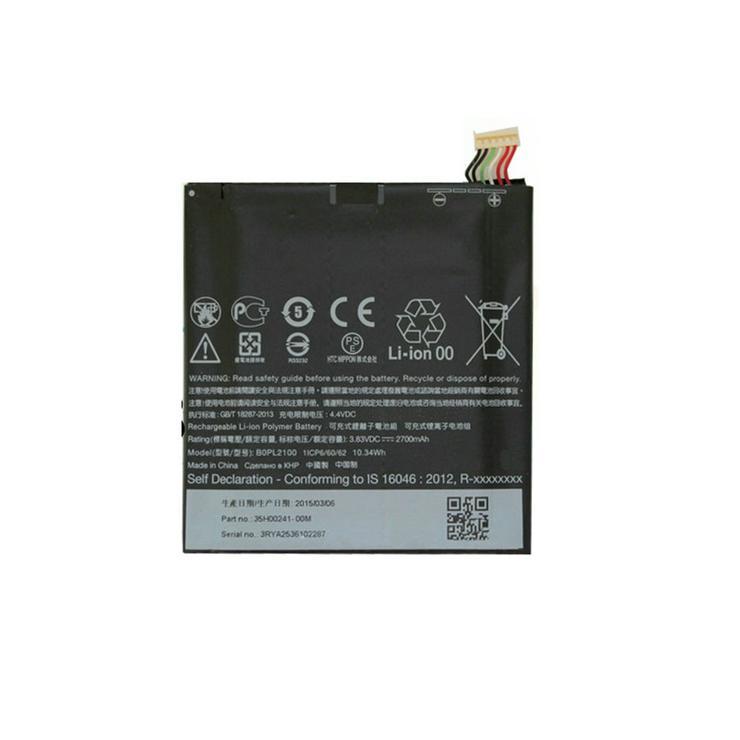 HANDYS AKKU FÜR HTC BOPL2100 2700MAH/10.34WH, 3.83V/4.4V, BATTERIEN - Akkus - Bild 1