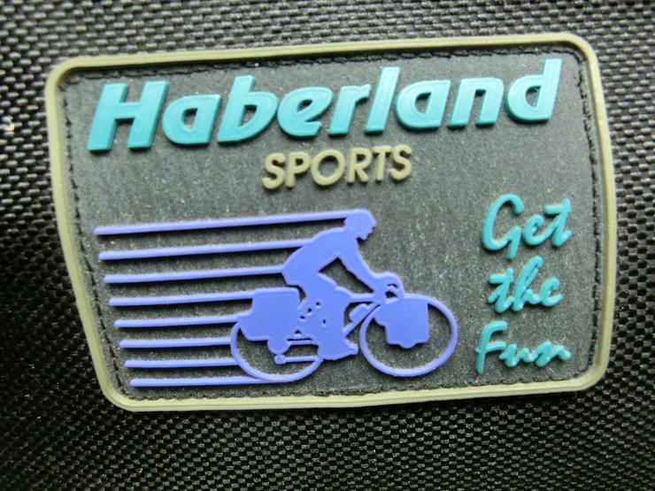 Bild 5: Gepäckträgertasche mit Aufsetz-Koffer von Haberland