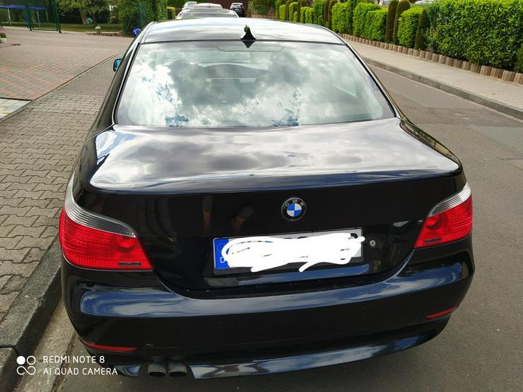 BMW 523i Lim. Leder Navi Xenon Memory-Paket SHZ
