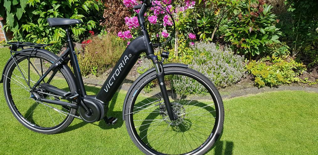 2x TOP E–Bike Victoria 11.4 8Gang von mitte Mai 2020