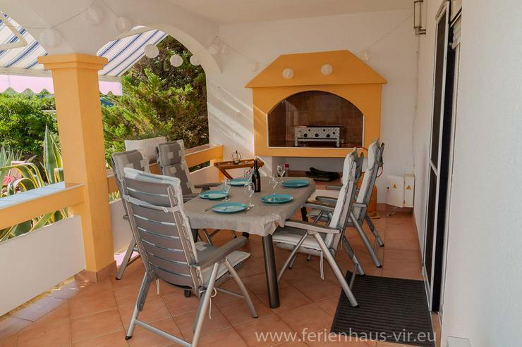 Bild 5: Ferienhaus Bungalow Kroatien Insel Vir 80m Meer 4Per  Alleinige Nutzung