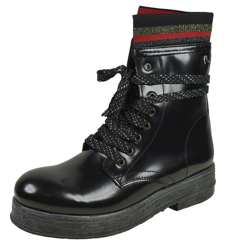 Replay Damen LACY Biker Boots Damen Stiefel Schuhe 43082000