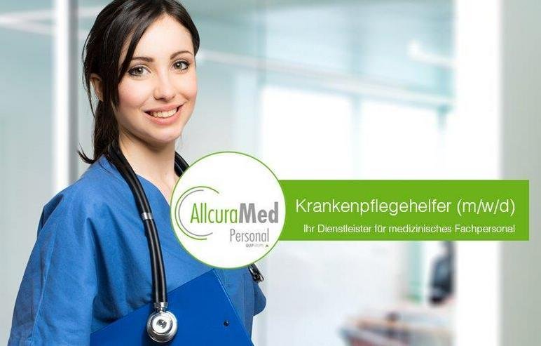 Gesundheits- und Krankenpflegehelfer (m/w/d)  - KPH -